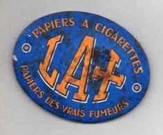 Petit Miroir : LA+ , Papiers à Cigarettes .... - Objets Publicitaires