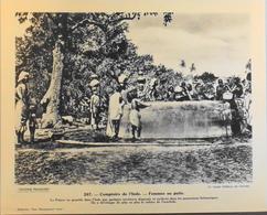 """COMPTOIRS De L'INDE - N°287 Femmes Au Puits - Collection """"Pour L'Enseignement Vivant"""" - Colonies Françaises - TBE - Collections"""