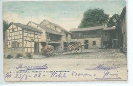 Ferme Sur La Route De LA GLEIZE à BORGOUMONT - Stoumont