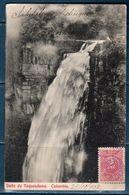 Colombia 1907 Salto De Tequendama Per L'italia - Colombia