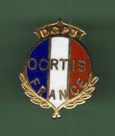 POLICE *** DCPJ - OCRTIS *** 0039 - Police