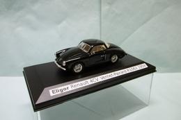 Eligor - RENAULT 4 CV Vernet-Pairard R1062 1954 Reboitée 1/43 - Eligor