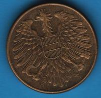 ÖSTERREICH 20 GROSCHEN 1951 KM# 2877 - Austria