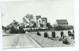 Lincent Vue Sur La Vieille Eglise - Lincent