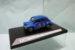 Eligor - RENAULT 4 CV Bol D'Or N°53 R1063 1952 Reboitée 1/43 - Eligor