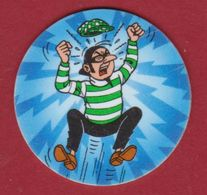 1995 Flippo Nr. 4 Persil Strip Stripfiguur Krimson Suske En Wiske Vandersteen Willy Comics Bande Dessinée - Publicité