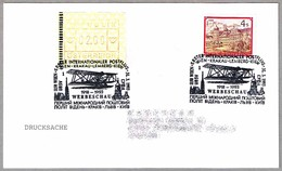 Primer Correo Postal WIEN-KRAKAU-LEMBERG-KIEW - First Postal Flight. Wien 1993 - Correo Postal