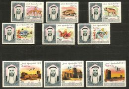 OMAN Serie Nuova ** MNH - Oman
