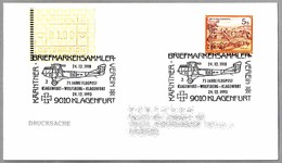 75 Años Correo Aereo KLAGENFURT-WOLFSBERG-KLAGENFURT - 75 Years Postal Mail. Klagenfurt 1993 - Correo Postal