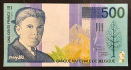 Belgio Belgium  500 Francs 1998 Q.fds Lotto 1937 - [ 2] 1831-... : Belgian Kingdom