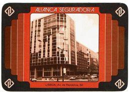 Portugal ,  ALIANÇA SEGURADORA ,  1986 ,  Calendar , Calendrier , Insurance , Assurance , Seguros - Calendari