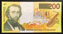 Belgio Belgium  200 Francs 1995 Q.fds Lotto 1938 - [ 2] 1831-... : Belgian Kingdom