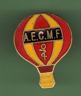 MONTGOLFIERE *** A.E.C.M.F *** A045 - Airships