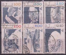 PORTUGAL 1978 Nº 1377/82  USADO - 1910-... République