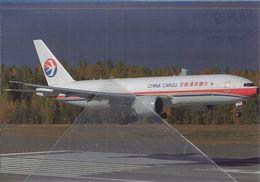 B777-200 B-2078 Boeing China Cargo - 1946-....: Moderne