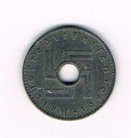 -&  THIRD  REICH  MILITARY  ISSUES - WWII  5  REICHSPFENNIG  1940 A - [ 4] 1933-1945 : Troisième Reich