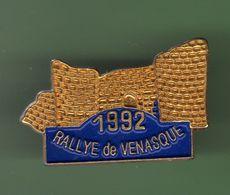 RALLYE DE VANASQUE 1992 *** 0039 - Car Racing - F1