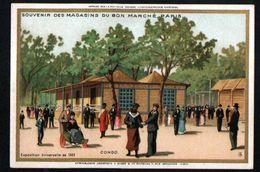 Chromo Au Bon Marche, MI1, Congo - Au Bon Marché