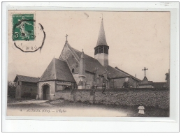 AUTEUIL - L'église - Très Bon état - France