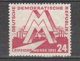 DDR  X  Ling.   1951  Mi282  -     Vedi  Foto ! - [6] République Démocratique