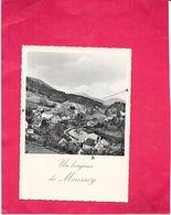 DEPT 88 - Un Bonjour De MOUSSEY  - SAL** - - Moussey