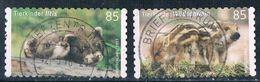 2017  Tierkinder  (selbstklebend) - Used Stamps