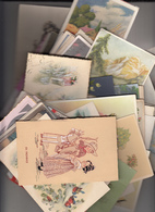 Lot De 50 CPA Fantaisies - Postcards