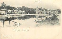 18-4481 : CAHORS. LE PONT-NEUF. CARTE PRECURSEUR. - Cahors