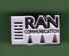 RAN COMMUNICATION *** 0039 - Medias