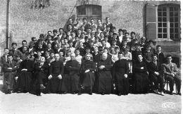 Collège De LOURDOUEIX SAINT MICHEL - Le Groupe Des Professeurs Et élèves - Autres Communes