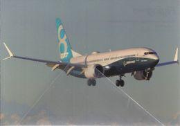 B 737 BOEING 737-8-MAX  N8704Q B347 B 737 - 1946-....: Moderne