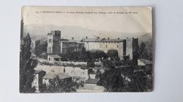 L'ARBRESLE   (69)  Le Vieux Château Construit Par Dalmace - L'Arbresle