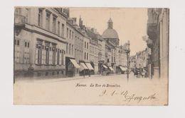 NAMUR RUE DE BRUXELLES - Namur