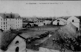 Militaria > Casernes / Camp /HOPITAL / CHARTRES  / LOT  524 - Casernes