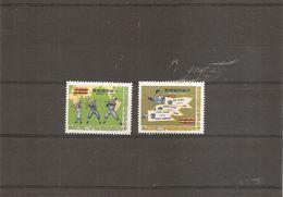 """Taiwan-Formose -BaseBall ( 992/993 XXX -MNh- Surchargés """"SPECIMEN"""" à Voir) - Unused Stamps"""