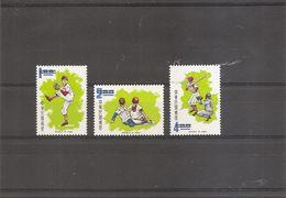 """Taiwan-Formose -BaseBall ( 767/769 XXX -MNh- Surchargés """"SPECIMEN"""" à Voir) - Unused Stamps"""