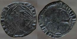 Provence Alpes Côte D'Azur Hautes Alpes Embrun Petit Blanc Charles VII Dauphin Du Viennois (Vienne Dauphiné) - 987-1789 Monnaies Royales