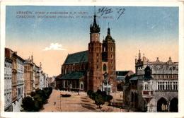 Krakow - Cracovie * 30. XII. 1927 - Polonia