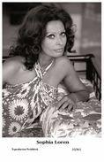 SOPHIA LOREN - Film Star Pin Up PHOTO POSTCARD- Publisher Swiftsure 2000 (20/841) - Postcards