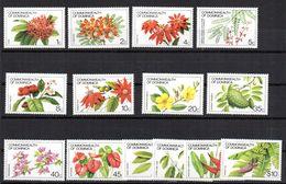 Serie Nº 694/711 Falta 700, 702 Y 707/8 Dominica - Dominica (1978-...)
