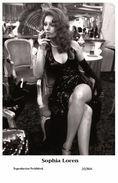 SOPHIA LOREN - Film Star Pin Up PHOTO POSTCARD- Publisher Swiftsure 2000 (20/804) - Postcards
