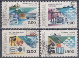 PORTUGAL 1978 Nº 1393/96 USADO - 1910-... République