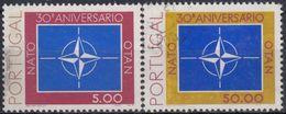 PORTUGAL 1979 Nº 1419/20 USADO - 1910-... République