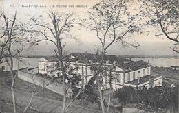 ALGERIE CPA PHILIPPEVILLE L'HOPITAL DES FEMMES - Autres Villes
