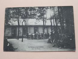 Le Camp D'AUVOURS ( Env. Du MANS ) Anno 1917 - S.M. ( Voir Photo ) ! - Guerra 1914-18