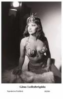 GINA LOLLOBRIGIDA - Film Star Pin Up PHOTO POSTCARD- Publisher Swiftsure 2000 (18/184) - Postcards