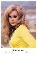 ELKE SOMMER - Film Star Pin Up PHOTO POSTCARD- Publisher Swiftsure 2000 (C18/44) - Postcards
