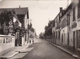 °°°°°  45 CHATILLON SUR LOIRE :   Rue Vuidet : Trace Pli    °°°°°  ////   REF.  JUILLET 18  /  BO. 45 - Chatillon Sur Loire
