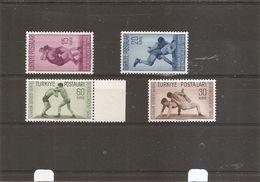 Turquie -Lutte ( 1083/1086 XXX -MNH) - 1921-... Republic