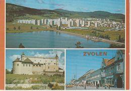 (SL57) ZVOLEN . CASTLE - Eslovaquia